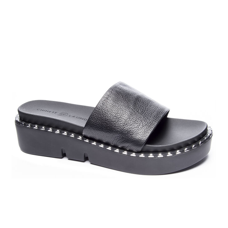 Chinese Laundry Promise Wedges in Black