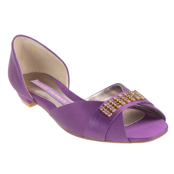 Chinese Laundry Firelight Shny Sp Pumps in Bright Violet