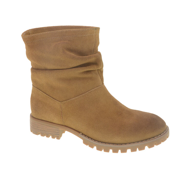 Chinese Laundry Flip Boots in Dark Camel