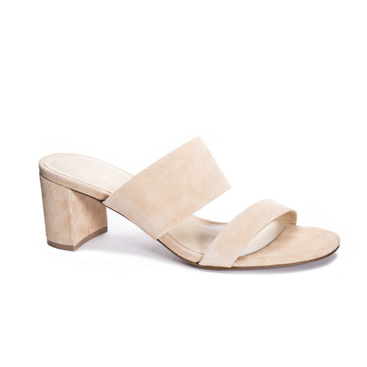42 Gold Liya Sandals in Sand Brown