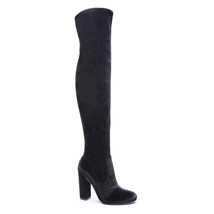 Chinese Laundry Brenda Boots in Black