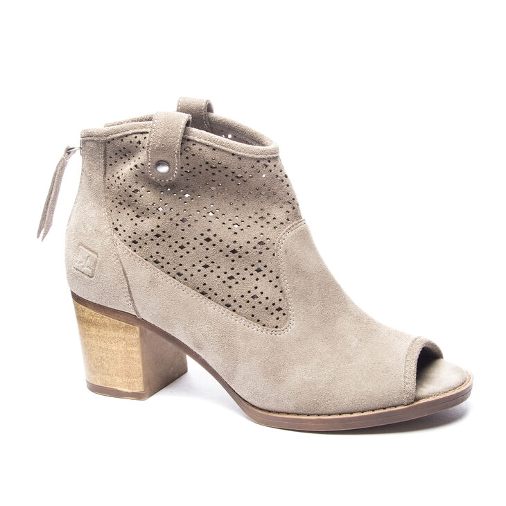 Chinese Laundry Trixie Boots in Grey