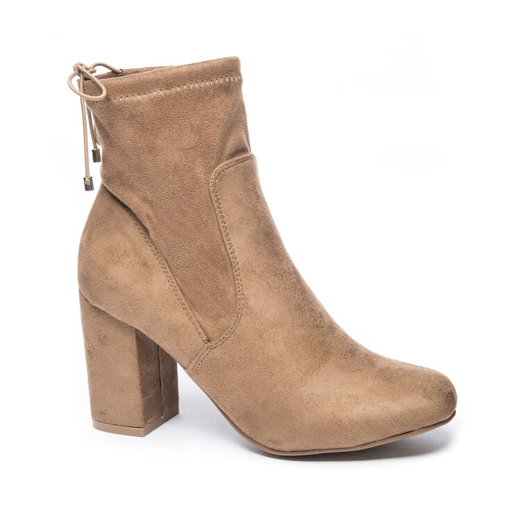 Chinese Laundry Kyla Boots in Camel