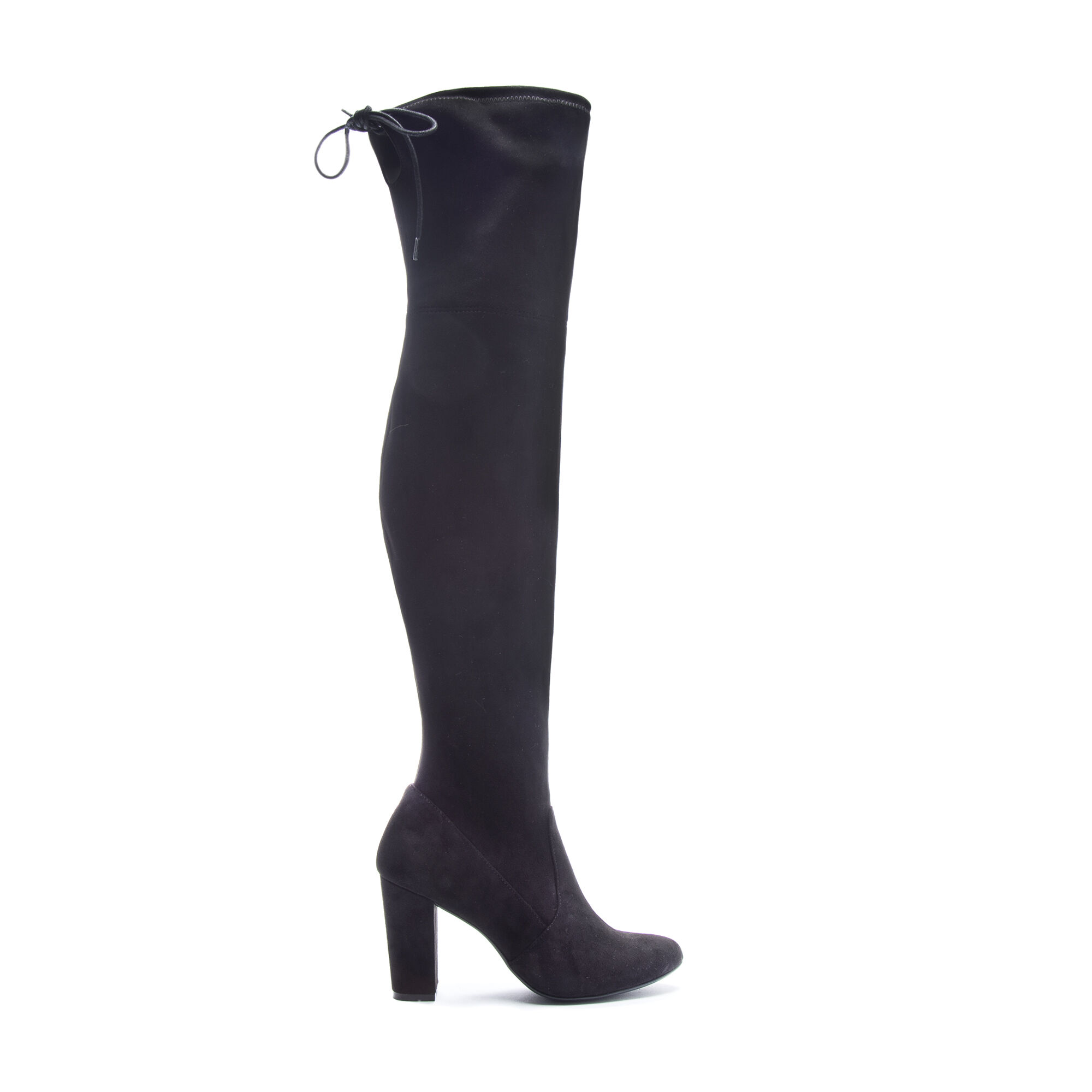 038eb1bf21e Brinna Faux Suede Over the Knee Boot Heels | Chinese Laundry