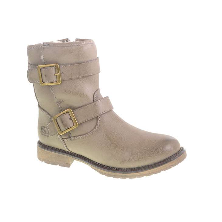 Chinese Laundry Riot Girl Boots in Grey