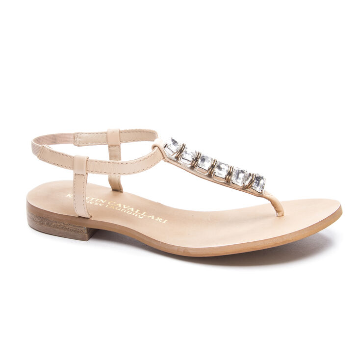 Kristin Cavallari Chinese Laundry Grace Thong Sandals in New Nude
