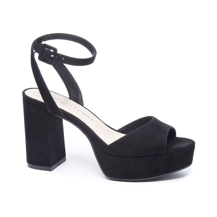 Chinese Laundry Theresa Sandals in Black