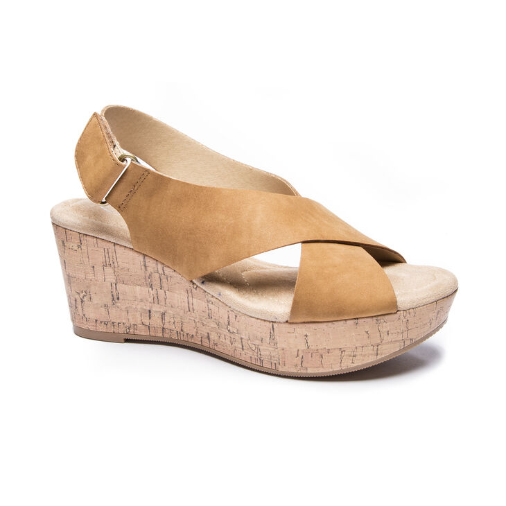 Chinese Laundry Dream Girl Sandals in Caramel