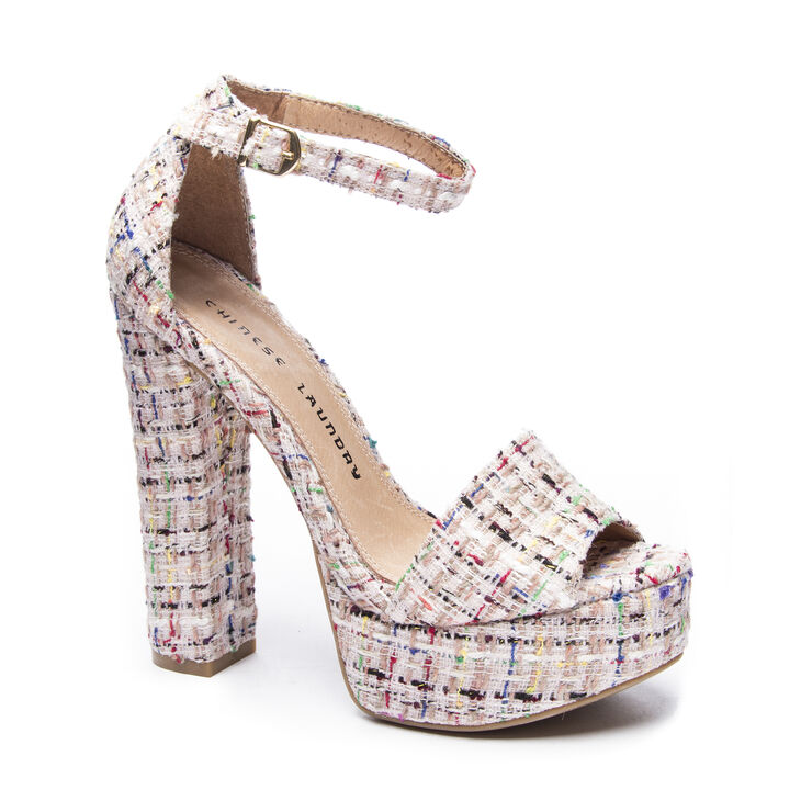 Chinese Laundry Avenue Sandals in Pink