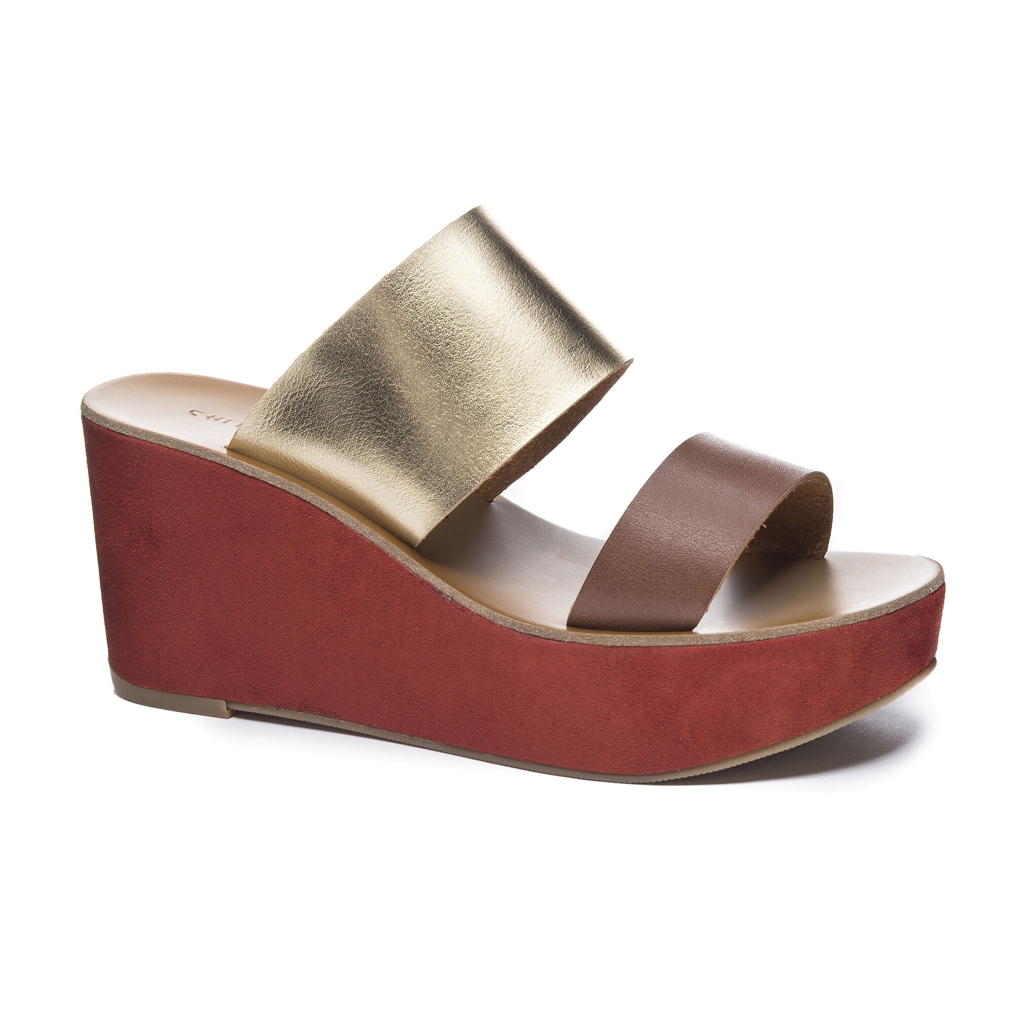 6be0aae7c0f Ollie Wedge Slide Sandal