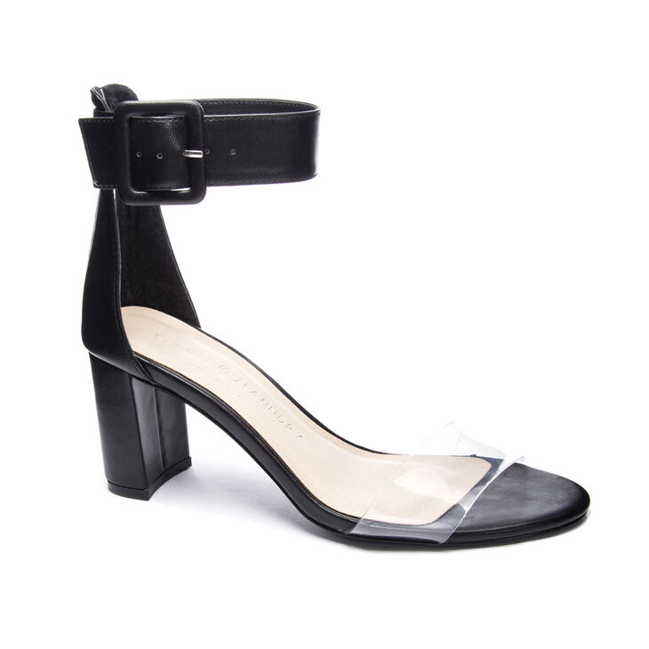 Chinese Laundry Reggie Sandals in Black