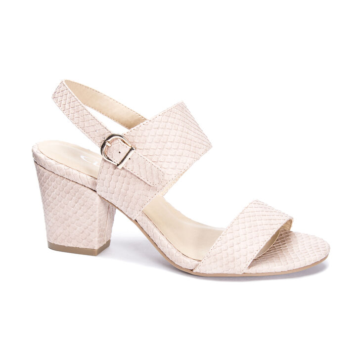CL by Laundry Spot On Dress Sandals in Blush