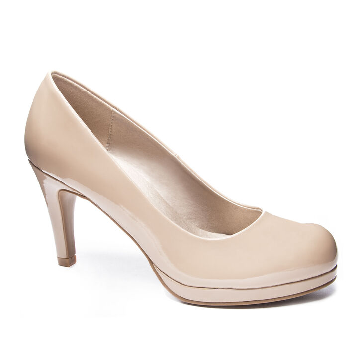 Chinese Laundry Nilah Pumps in Nude