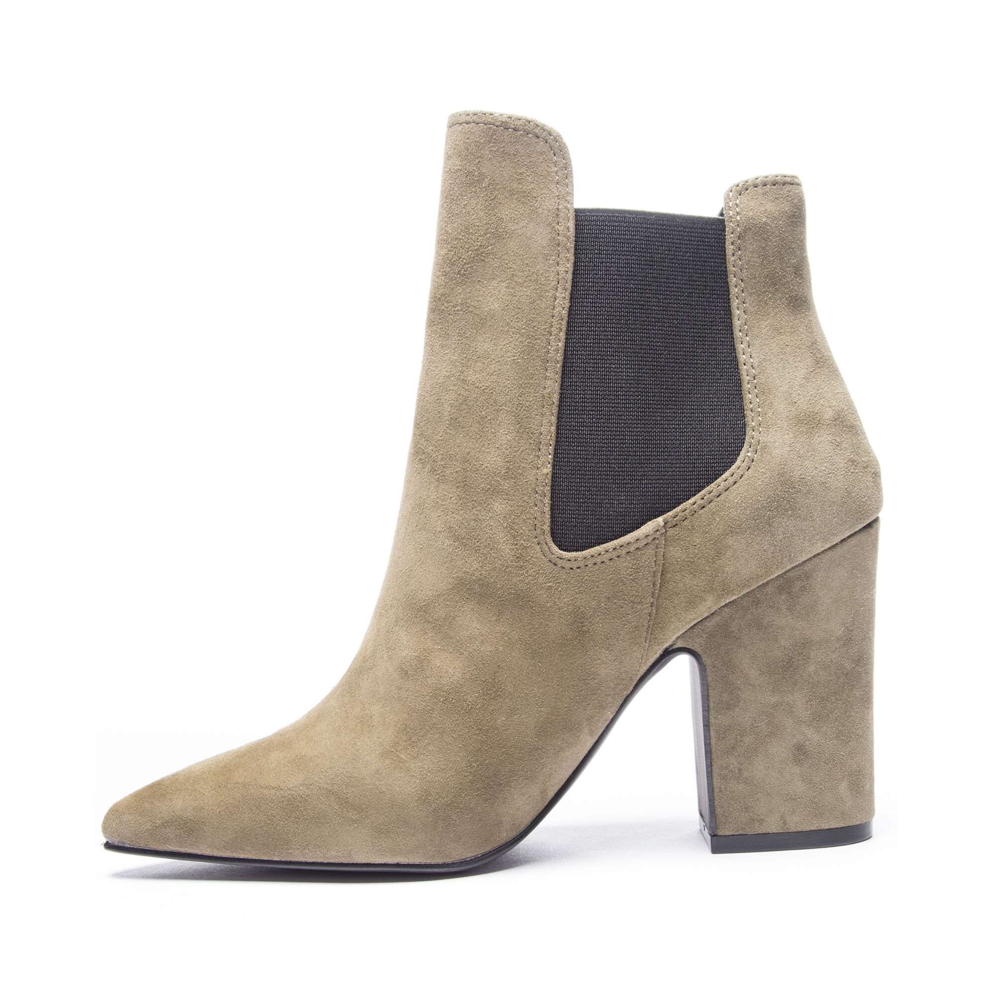 dfe22d5b5e Starlight Bootie - Pointed Toe Suede Bootie