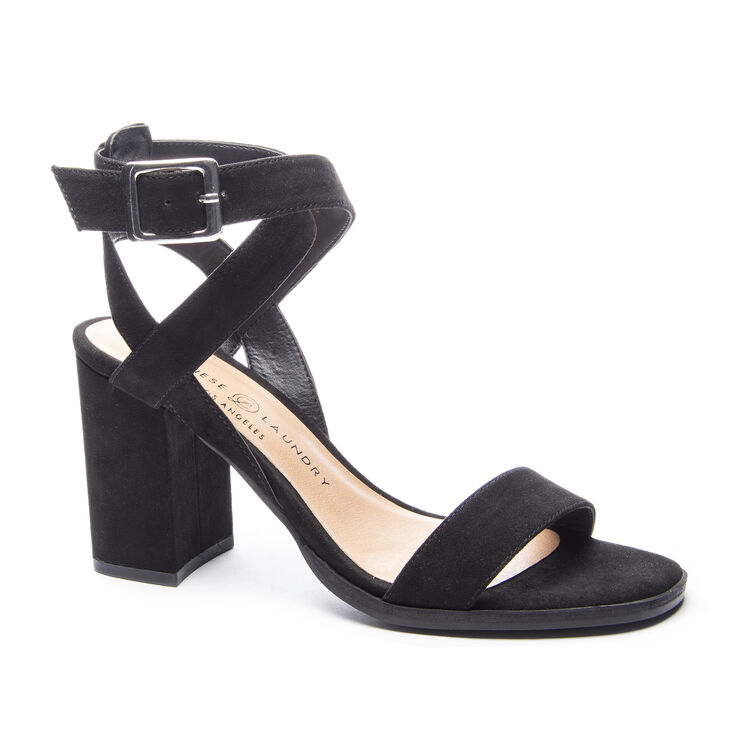 Chinese Laundry Stassi Sandals in Black