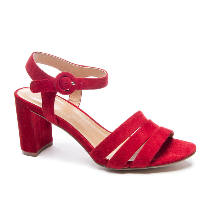Chinese Laundry Ryden Sandals in Red