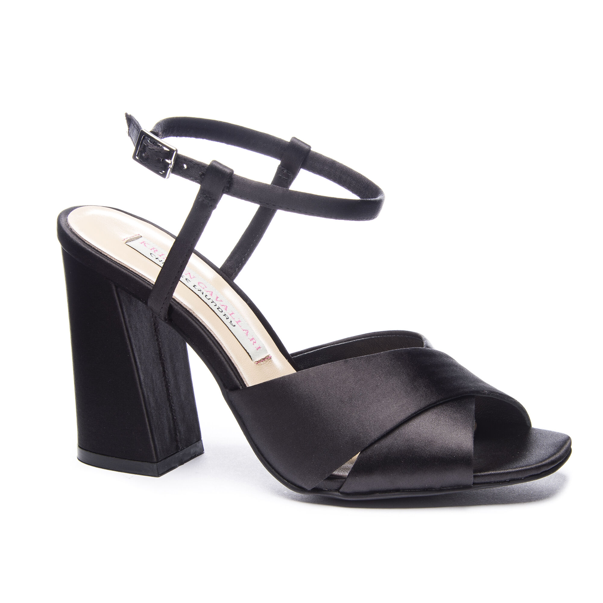 Kristin Cavallari by Chinese Laundry Low Light Cross Strap Sandal