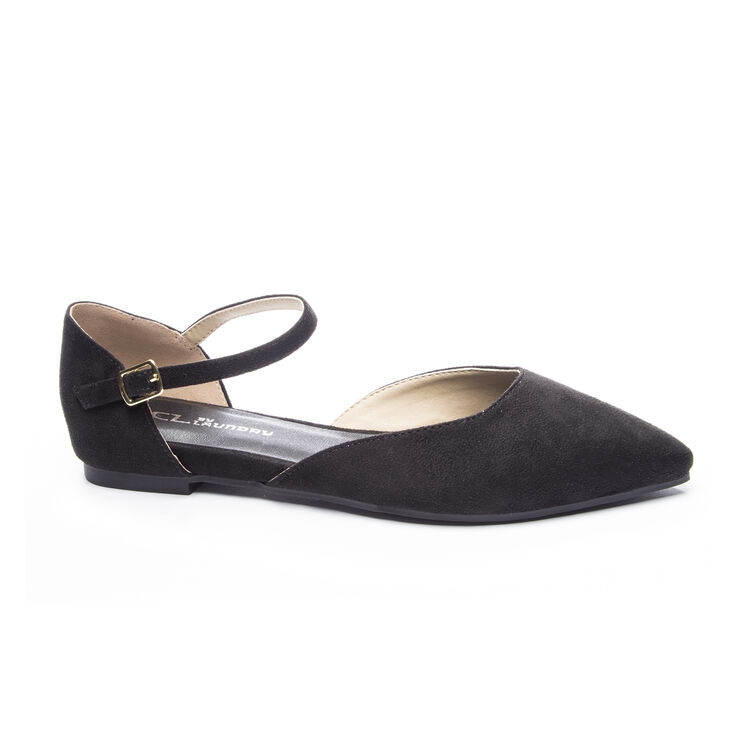 Chinese Laundry Hot Cake Ballet Flats in Black
