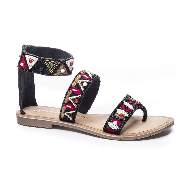 Chinese Laundry Phoebe Sandals in Black