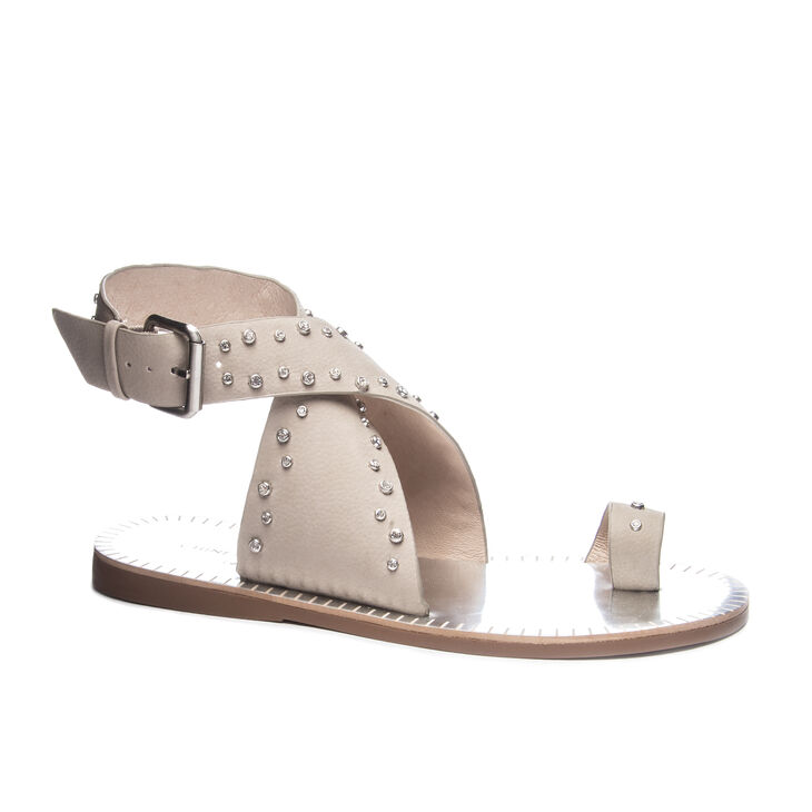 Chinese Laundry Jessa Sandals in Stone