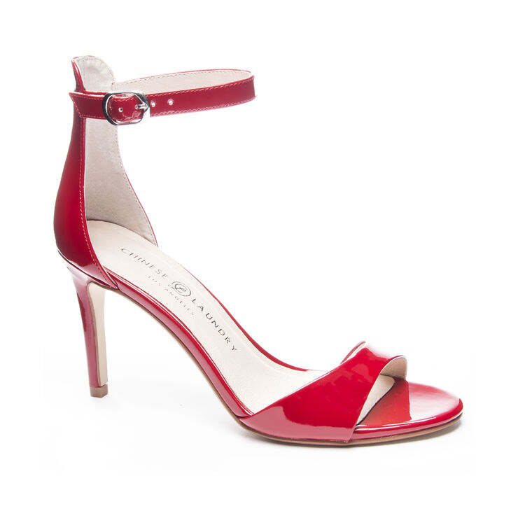 Chinese Laundry Simone Sandals in Red