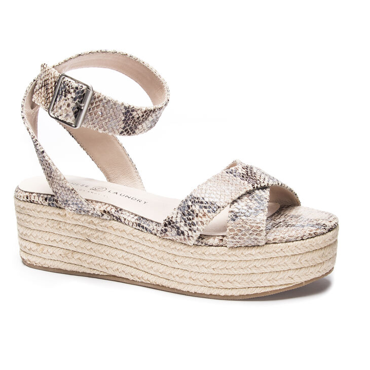 Chinese Laundry Zala Sandals in Beige