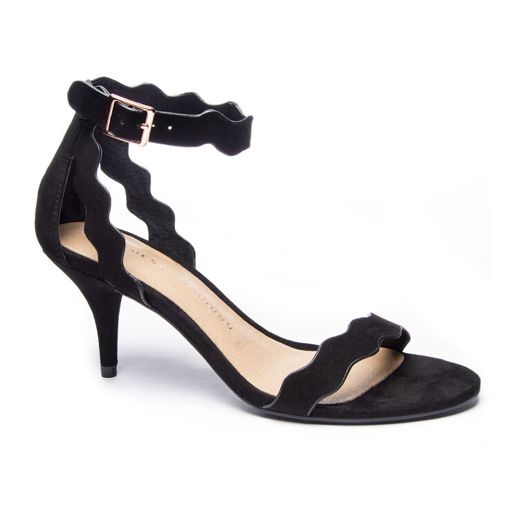 Chinese Laundry Rubie Dress Sandals in Black