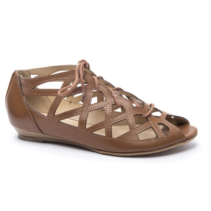 Chinese Laundry Starina Sandals in Rich Brown