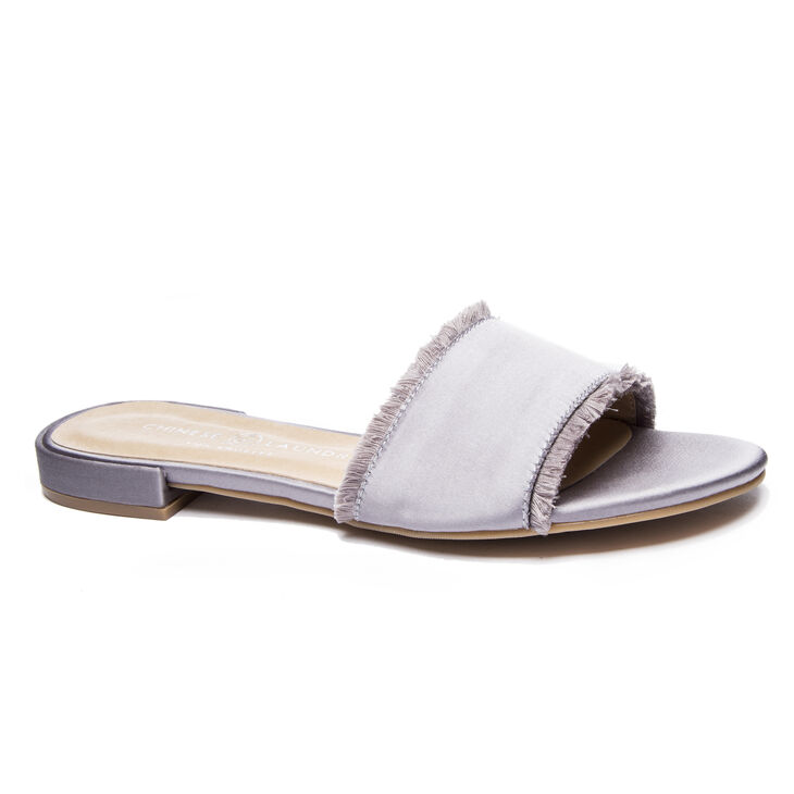 Chinese Laundry Pattie Sandals in Silver