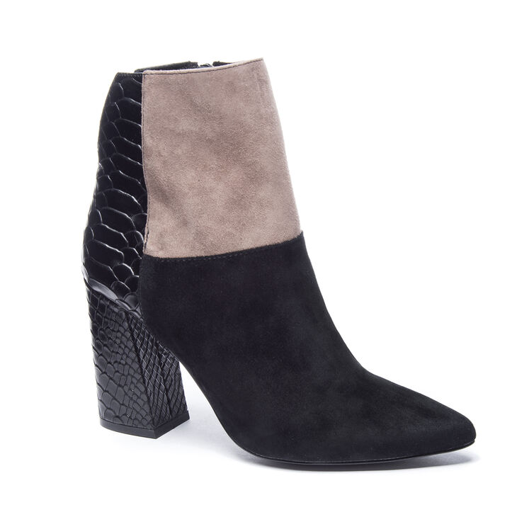 Chinese Laundry Santorini Boots in Black Multi