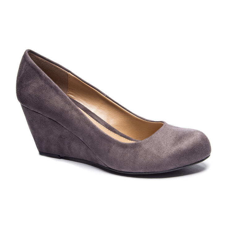 Chinese Laundry Nima Pumps in Anthracite