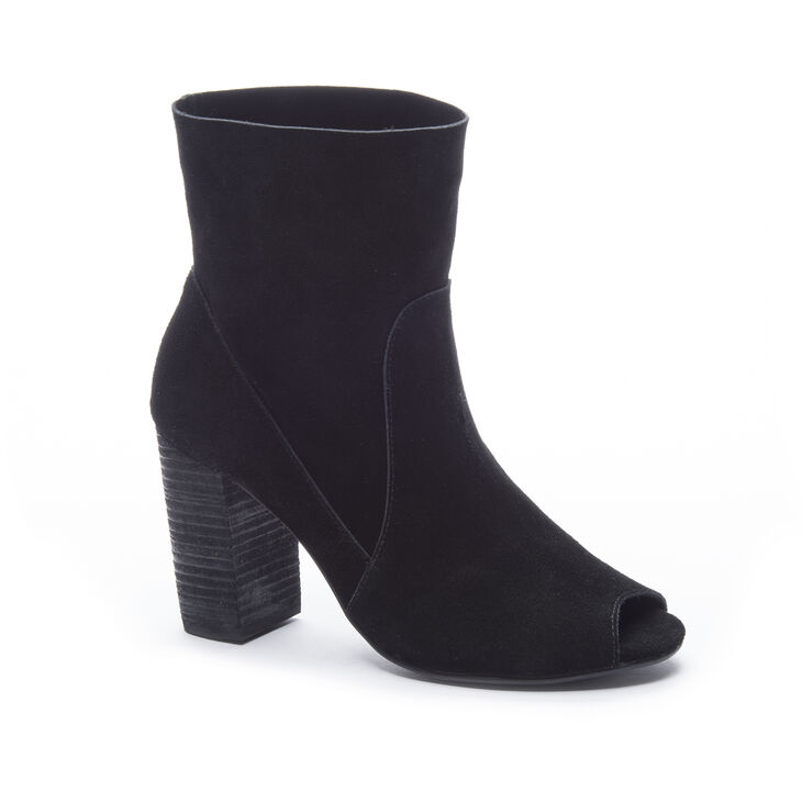 Chinese Laundry Tom Girl Boots in Black