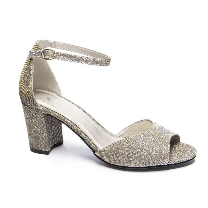 Chinese Laundry Janeli Dress Sandals in Champagne