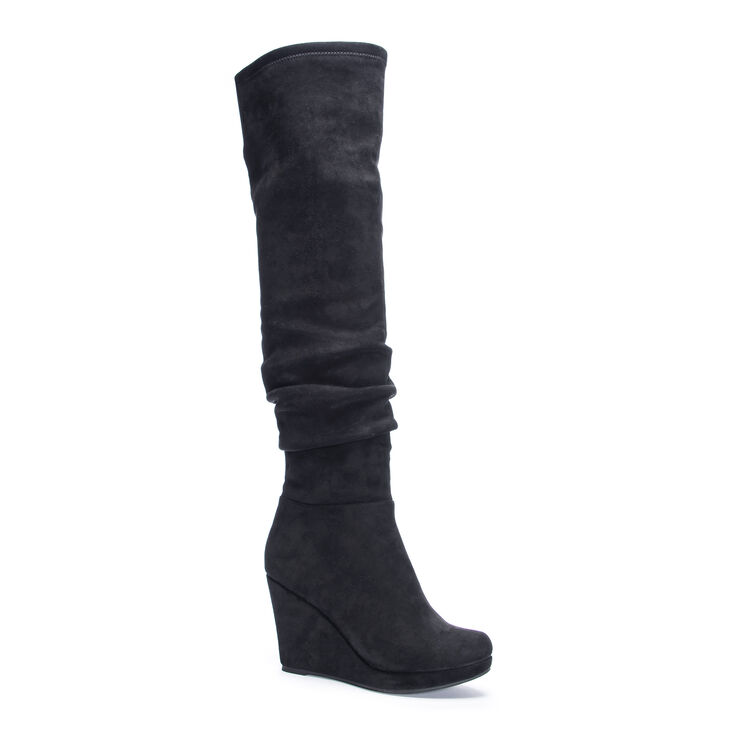 Chinese Laundry Larisa Boots in Black