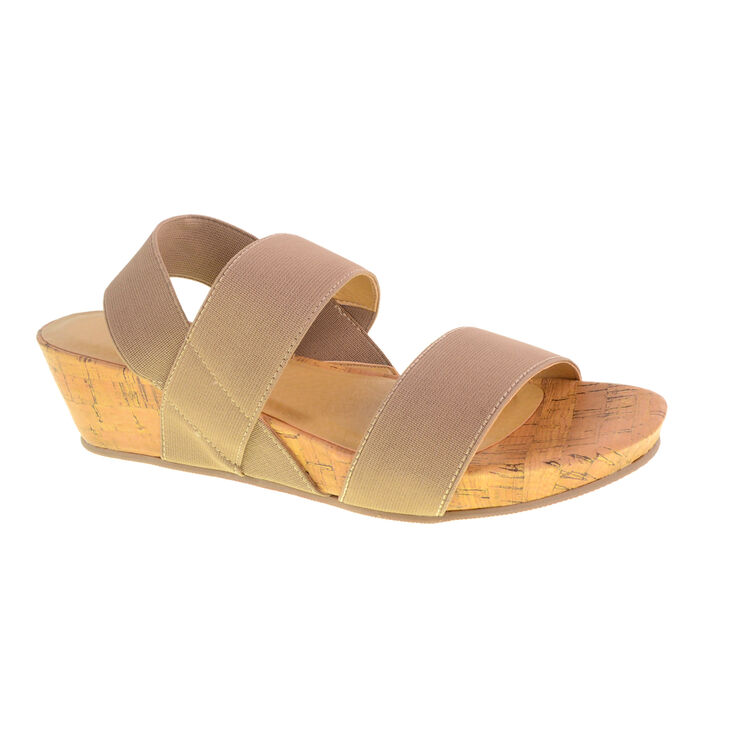 Chinese Laundry Nadia Sandals in Taupe