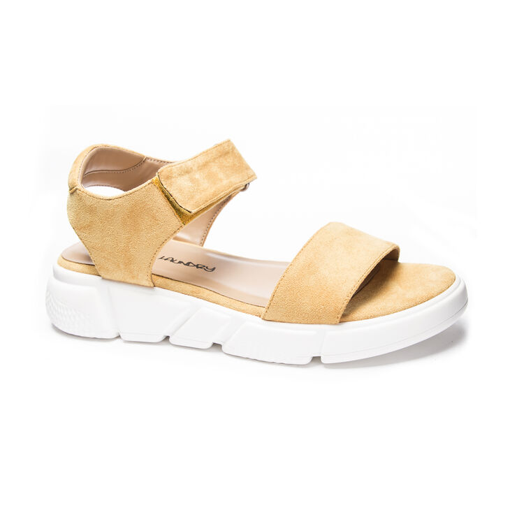 Chinese Laundry Ashville Sandals in Yellow