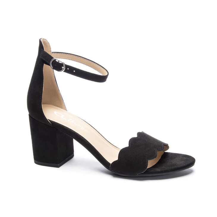 Chinese Laundry Jayne Dress Sandals in Black