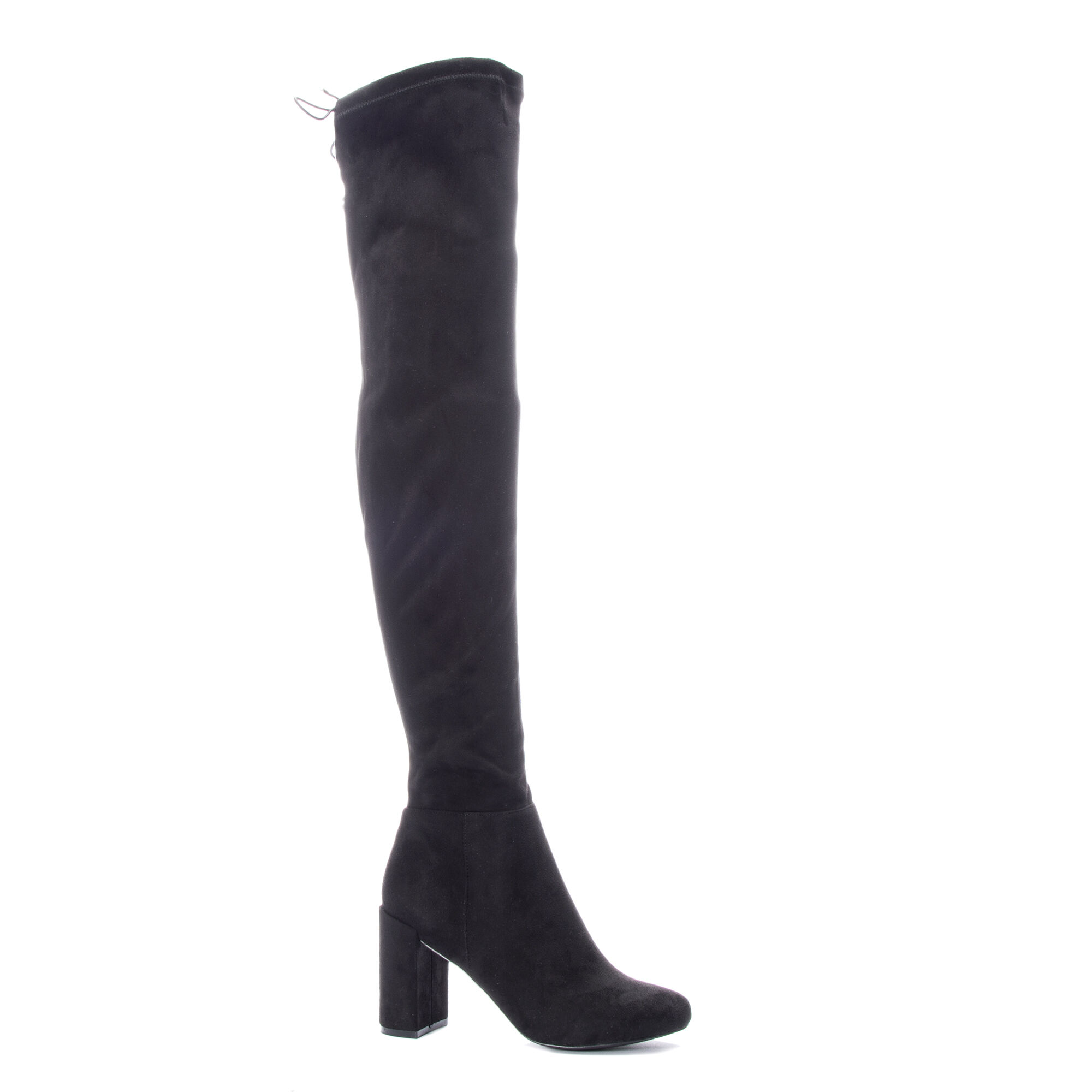 cba6f9a91 King Over the Knee Suede Heeled Boot | Chinese Laundry