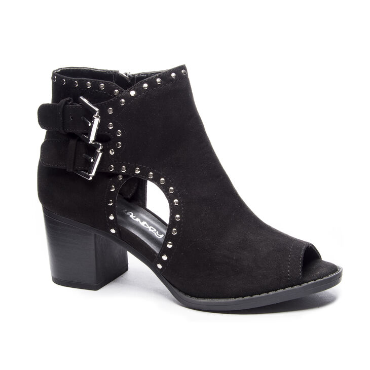 Dirty Laundry Tensley Boots in Black