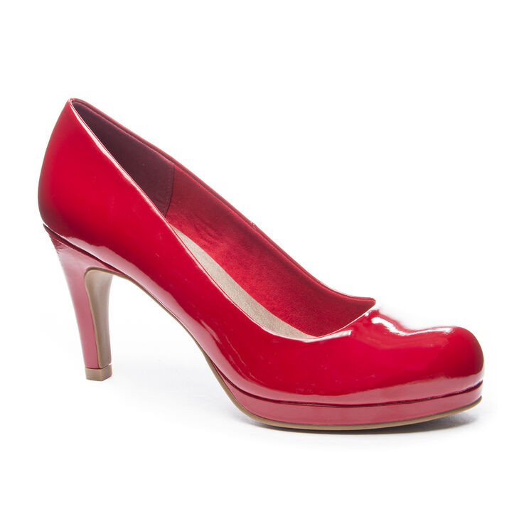 Chinese Laundry Nilah Pumps in Red