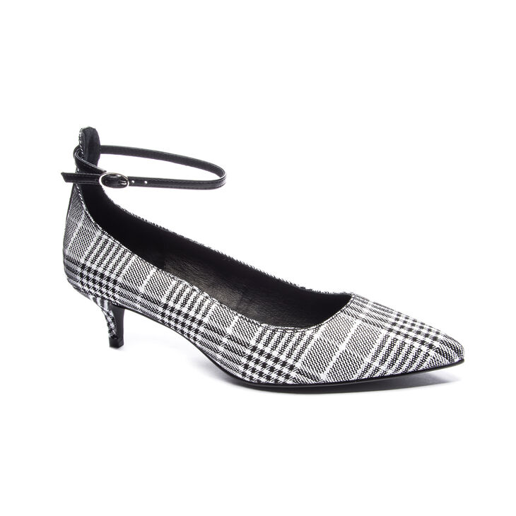 Chinese Laundry Honeyy Pumps in Blk/wht