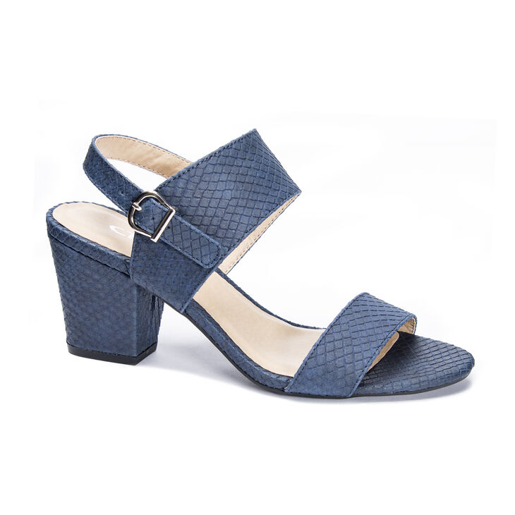 CL by Laundry Spot On Dress Sandals in Navy