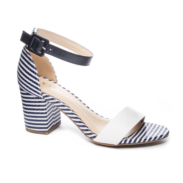 Chinese Laundry Jody Dress Sandals in Navy