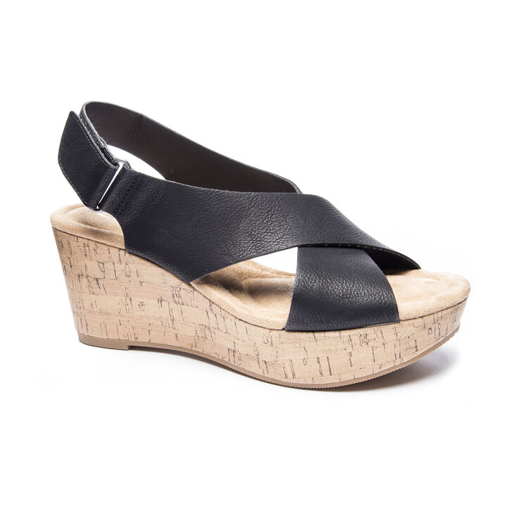 Chinese Laundry Dream Girl Sandals in Black