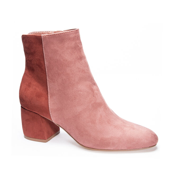 Chinese Laundry Davinna Boots in Rhubarb