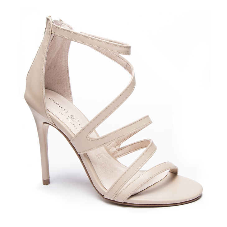 Chinese Laundry Lalli Dress Sandals in Sand Brown
