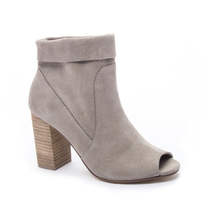 Chinese Laundry Tom Girl Boots in Taupe