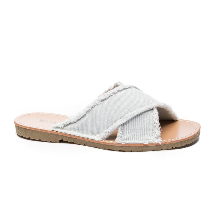 Chinese Laundry Empowered Sandals in Pale Blue