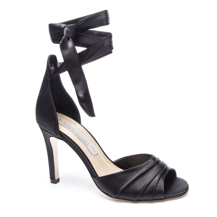 f92f2d56bf Shoptagr | Lilac Ankle Wrap Sandal by Chinese Laundry