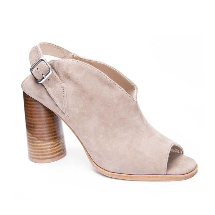 42 Gold Look At Me Boots in Silvertaupe